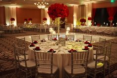 Wedding Color Red - Red Wedding Theme | Wedding Planning, Ideas & Etiquette | Bridal Guide Magazine