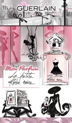 "Here is a little revelation in the world of perfume! The very famous ""l … – Fragrance Ideas Guerlain Perfume, Guerlain Paris, Pink Fashion, Couture Fashion, Fashion Beauty, L'artisan Parfumeur, Etiquette Vintage, Romantic Woman, Fashion Artwork"