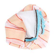 #LEMLEM - Bara Gauze Scarf Lemlem, Overalls, Peach, Luxury Fashion, Layering, Cotton, Warm, Texture, Sweater