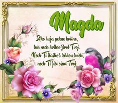 Magda - prianie k meninám