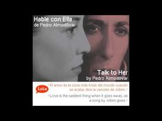 Hable con Ella = Talk to Her | Aprende Inglés = Learn Spanish by LuLo - YouTube