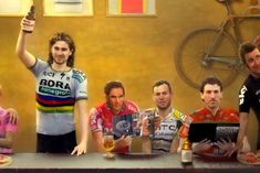 Cycling's last suppe