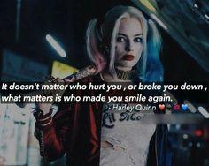 made me smile again