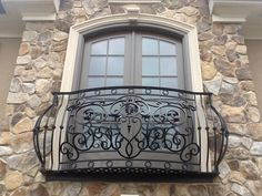 Love it!  Juliet Balcony http://www.trylonrailing.com