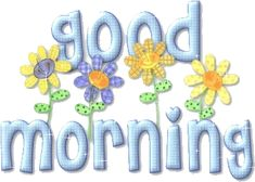 Images about clipart good morning on wake - ClipartAndScrap
