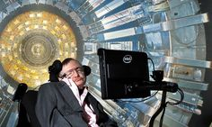 Demand for Stephen Hawking's Expanding Universes Thesis causes Cambridge University's repository site to go down. Science Guy, Science And Technology, Stephan Hawkings, History Of Time, Expanding Universe, Muscle Function, Extraordinary People, Coincidences, Inspire Others