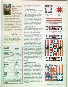 Quiltmaker 80 - christine pages - Picasa Webalbum