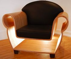 3D print custom, affordable wood furniture