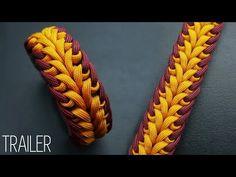Paracord Bracelet Designs, Macrame Bracelet Patterns, Paracord Projects, Bracelet Crafts, Paracord Bracelets, Paracord Tutorial, 550 Paracord, Bracelet Tutorial, Quilling Earrings