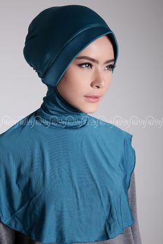 Al Amira, Mode Hijab, Hijab Outfit, Muslim Fashion, Turban, Ninja, Green, Outfits, Shopping