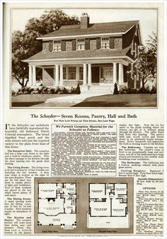 House style guide to the american home dutch colonial for Colonial home styles guide