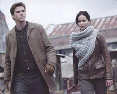 Katniss Everdeen & Gale Hawthorne  