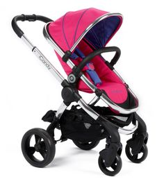 iCandy Peach Baby Pram / Pushchair (Bubblegum) 2016
