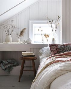 """""""Check out our pastel take on winter decor on the @westelm blog! Greens and reds turn pink and turquoise, and everything is dreamy with #mywestelm."""""""