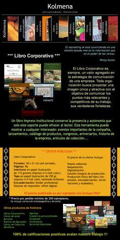 Promo Kolmena - Libro corporativo
