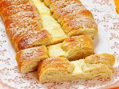 Sitruunarahkapitko Types Of Desserts, No Bake Desserts, Finnish Recipes, Cake Recipes, Dessert Recipes, Sweet Pastries, Sweet Cakes, Tart, Food Porn
