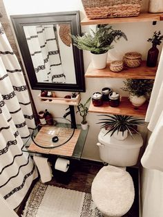 House Rooms, Cozy House, Home Projects, Diy Home Decor, House Design, Cabin Design, Bathroom Small, Modern Boho Bathroom, Bathroom Ideas