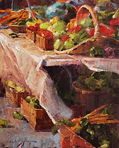 Tuckahoe Produce by Trey Finney in the FASO Daily Art Show http://dailyartshow.faso.com/20151124/1922125