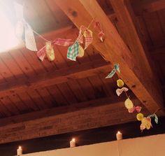 #decoracion de #boda con #guirnalda de #limon