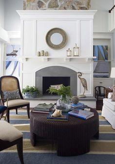 30 Trendy Living Room Design Ideas