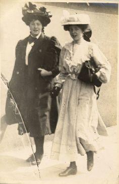 St Albans Road, South Kensington, London (16 May 1907)