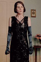 """ the crawley ladies' costumes in downton abbey – season 6 episode 8 "".."