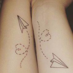 Vous aviez aimé notre sélection de tatouages de sœurs il y a quelques temps ? On a décidé de vous faire part d'une nouvelle série de tatouages qui prouvent vraiment que...