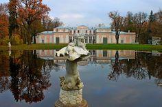Oranienbaum. Chinese pond, St Petersburg, Russian Federation