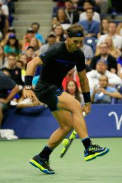 Rafael Nadal beats Andrey Kuznetsov to reach US Open fourth round