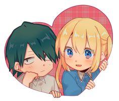 Blend S, Kaho Hinata y Akizuki Kouyou Read Anime, All Anime, Me Me Me Anime, Anime Manga, Anime Art, Anime Girls, Otaku, Death Note, Pokemon
