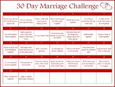 This 30 Day Marriage Challenge is an easy way to get your relationship back on track. Sometimes, we get too comfortable in our marriage, and we forget that it needs to be nurtured. Marriage Couple, Marriage Help, Before Marriage, Marriage Relationship, Marriage And Family, Happy Marriage, Marriage Advice, Marriage Games, Marriage Challenge