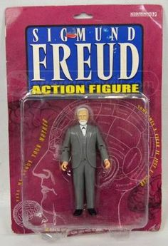 Seriously, a Sigmund Freud action figure?