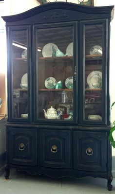Black China Cabinets On Pinterest China Cabinets