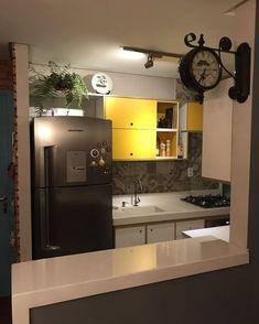 Meu canto preferido: 40 cozinhas cheias de charme | Minha Casa