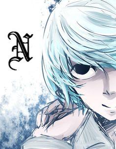 Near - Death Note , [post_tags Death Note Near, L Death Note, Death Note Light, Animal Jokes, Funny Animals, Death Note Quotes, Manga Anime, Anime Art, Death Note Fanart