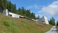 archipicture.ch - Sverre Fehn - Ivar Aasen Centre Ørsta