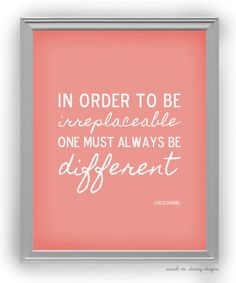|| coco chanel :: via Living Lovely