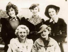 1924-1939. Конкурсы красоты в Америке между двумя войнами