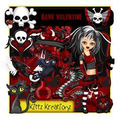 ♥KittzKreationz♥: Dark Valentine