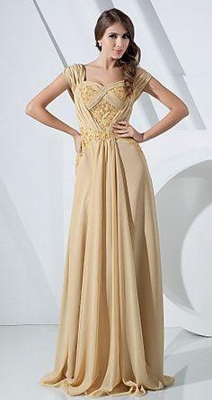 Elegant Evening Dress #CDdress #Eveningdress