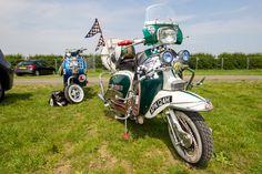 BWM Scooter & Ska Rally 2015 - Camping Event Photos, Rally, Nostalgia, Motorcycle, Camping, Retro, Vehicles, Ska, Campsite