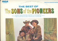 The Best of the Sons of the Pioneers vinyl LP
