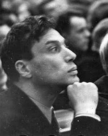 Boris Pasternak 1958