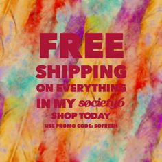 TUESDAY #SALE #SOCIETY6Free Shipping on Everything with Code SOFRESH https://society6.com/cannymitts/s?q=new+shower-curtains