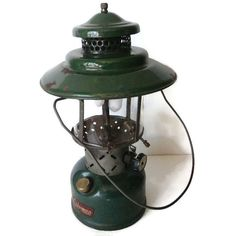 Vintage 1950's Coleman Lantern by EraAntiquesandFinds on Etsy