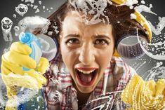 Pulizia e riordino: 5 cattive abitudini che ci impediscono di avere casa in ordine