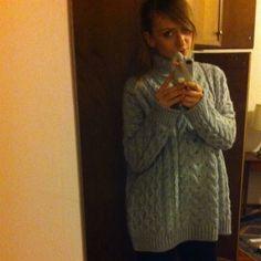 Zara sweater by Ilary Personal Taste, Sweater Weather, January, Zara, Turtle Neck, Sweaters, Style, Fashion, Swag
