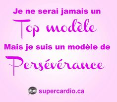 top modèle persévérance citation fitness supercardio