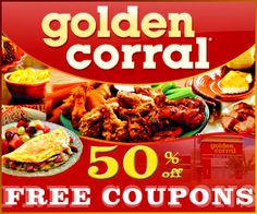 picture regarding Golden Corral Coupons Buy One Get One Free Printable identified as 34 Excellent Golden Corral Coupon codes pics inside 2014 Golden corral