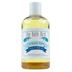Caribbean Nights Body & Bath Oil